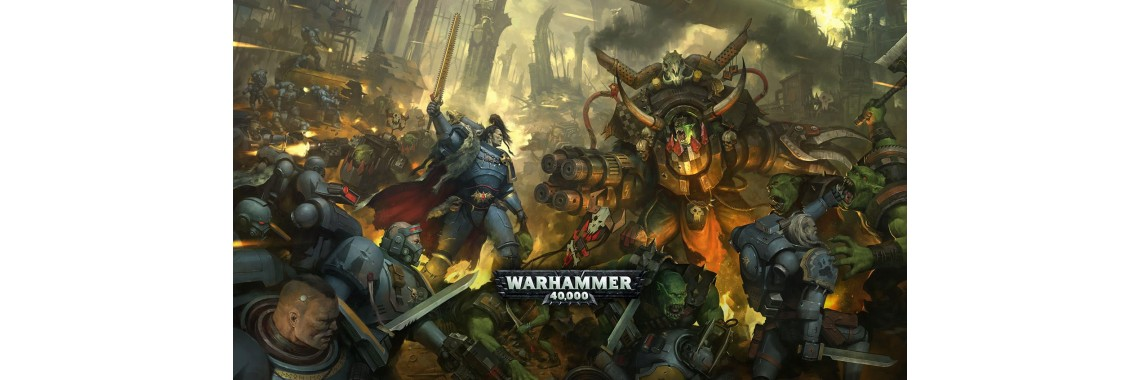 Warhammer 40 000 - Prophecy of the Wolf
