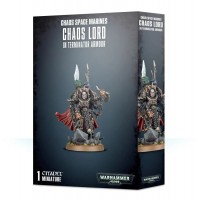 Chaos Space Marines Terminator Lord (GW43-12)