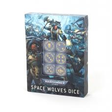 Space Wolves Dice Set (GW53-27)