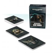 Datacards: Iron Hands (GW53-46-60)