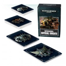 Datacards: Imperial Knights (GW54-02-60)