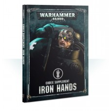 Codex Supplement: Iron Hands (GW55-05)
