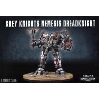 Grey Knights Nemesis Dreadknight (GW57-10)