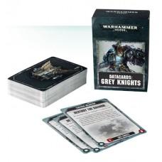 Datacards: Grey Knights (GW57-20-60)
