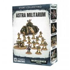 Start Collecting! Astra Militarum (GW70-47)
