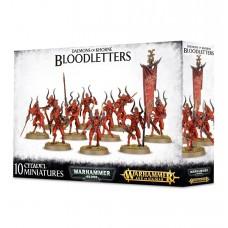 Daemons Of Khorne Bloodletters (GW97-08)