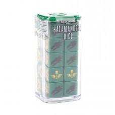 Salamanders Dice Set (GW86-87)