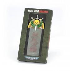 Ibram Gaunt Bookmark (GWBL2948)