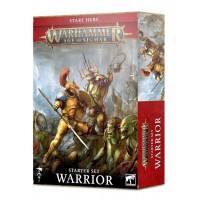 Warhammer Age of Sigmar Warrior Starter Set (GW80-15)