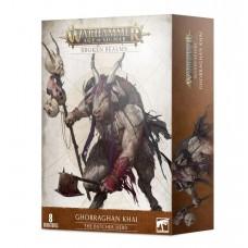 Broken Realms: Ghorraghan Khai – The Butcher-herd (GW81-06)