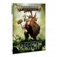 Battletome: Maggotkin of Nurgle (GW83-58-60)