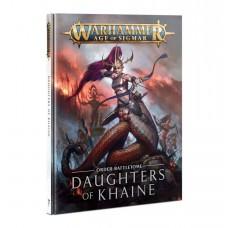 Battletome: Daughters of Khaine (GW85-05)