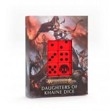 Daughters of Khaine Dice Set (GW85-23)