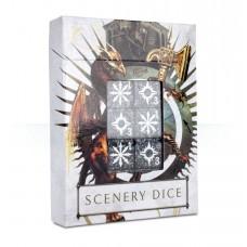 Warhammer AoS Scenery Effects Dice (GW86-81)