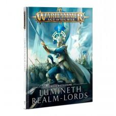 Battletome: Lumineth Realm-lords (2021) (GW87-04)