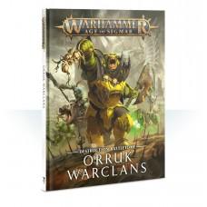 Battletome: Orruk Warclans (GW89-01)
