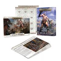 Warscroll Cards: Sons of Behemat (GW93-04)