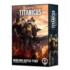 Adeptus Titanicus Warlord Battle Titan (GW400-06)