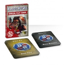 Blood Bowl Special Play Cards: Hall of Fame Pack (GW200-03-60)