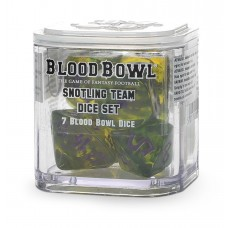 Blood Bowl: Snotling Team Dice Set (GW200-83)