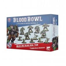 Black Orc Blood Bowl Team: The Thunder Valley Greenskins (GW202-12)
