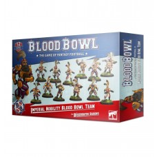 Imperial Nobility Blood Bowl Team: The Bögenhafen Barons (GW202-13)