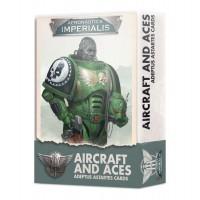 Aircraft and Aces – Adeptus Astartes Cards (GW500-26)