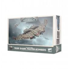 Aeronautica Imperialis: T'au Air Caste Tiger Shark Fighter-Bombers (GW500-32)
