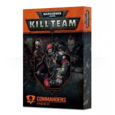 Kill Team: Commanders Expansion Set (GW102-44-60)