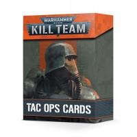 Warhammer 40,000 Kill Team: Tac Ops Cards (GW102-88)