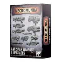 Van Saar Weapons & Upgrades (GW300-78)