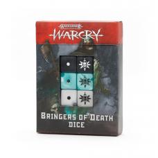 Warcry: Bringers of Death Dice Set (GW111-74)