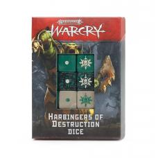 Warcry: Harbingers of Destruction Dice Set (GW111-75)