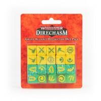Direchasm Grand Alliance Destruction Dice Pack (GW110-13)