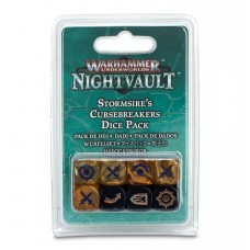 WHU: Nightvault – Stormsire's Cursebreakers Dice Pack (GW110-45)