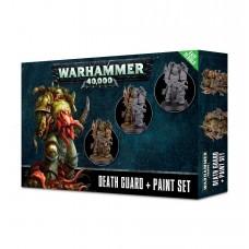 Death Guard + Paint Set (GW60-27-60)