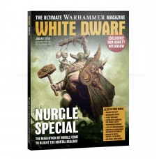 White Dwarf  January 2018 (GWWD01-60-18)
