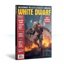 White Dwarf March 2019 (GWWD03-60-19)