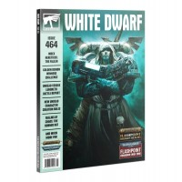 White Dwarf 464 (GWWD05-60-21)