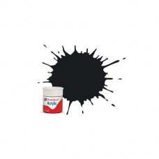 Humbrol AC 21 Black Gloss (AB0021)