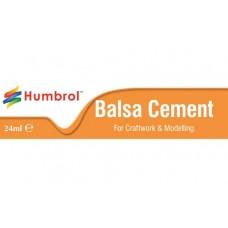 Balsa Cement - 24ml Tub (AE0603)