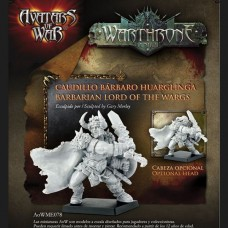 Barbarian Warlord (AOW78)