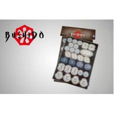 Risen Sun - Token Set (GCTBAND005)