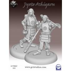 Jyoto Ashigaru (GCTBMC003)