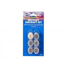 Set Vopsele Aqua Military Aircraft Set (RV39071)