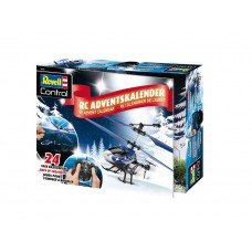 Calendar advent Elicopter (RV1015)