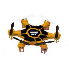 Mini Quadrocopter Nano Hex - Portocaliu/Negru (RV23948)