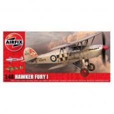 Hawker Fury I (AF04103) (scara: 1/48)