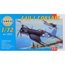F4U-1 Corsair (HP0835) (scara: 1/72)