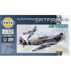 Spitfire Mk.VB (HP0887) (scara: 1/72)